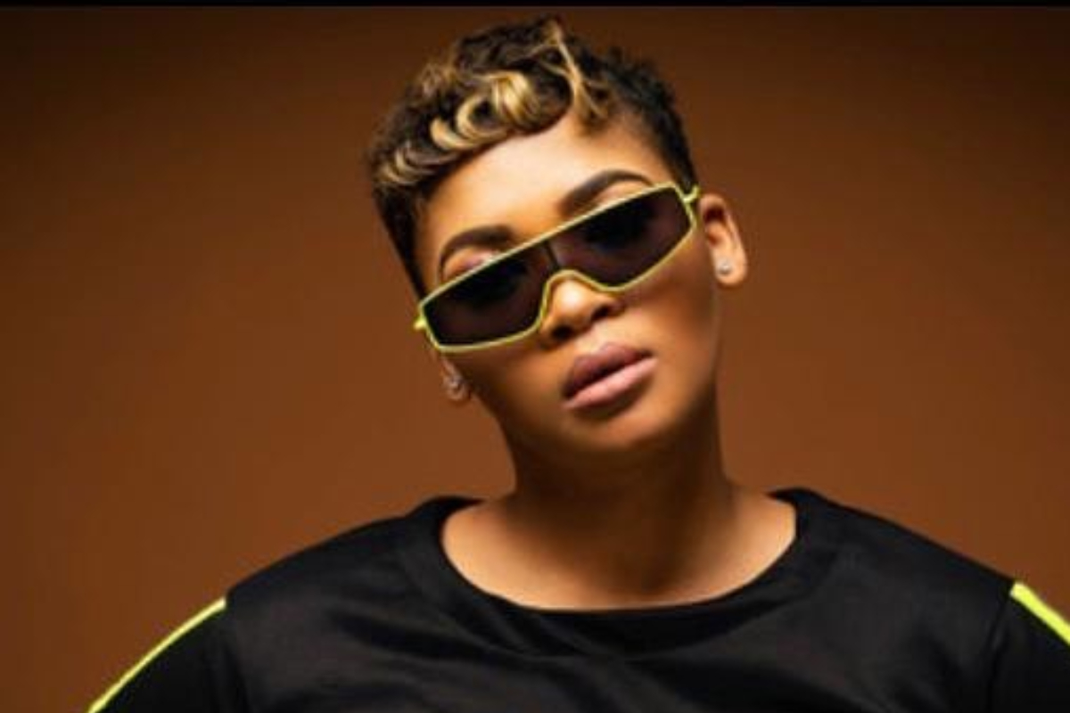 Watch: DJ Lady Du Features On New York Times Square Billboard