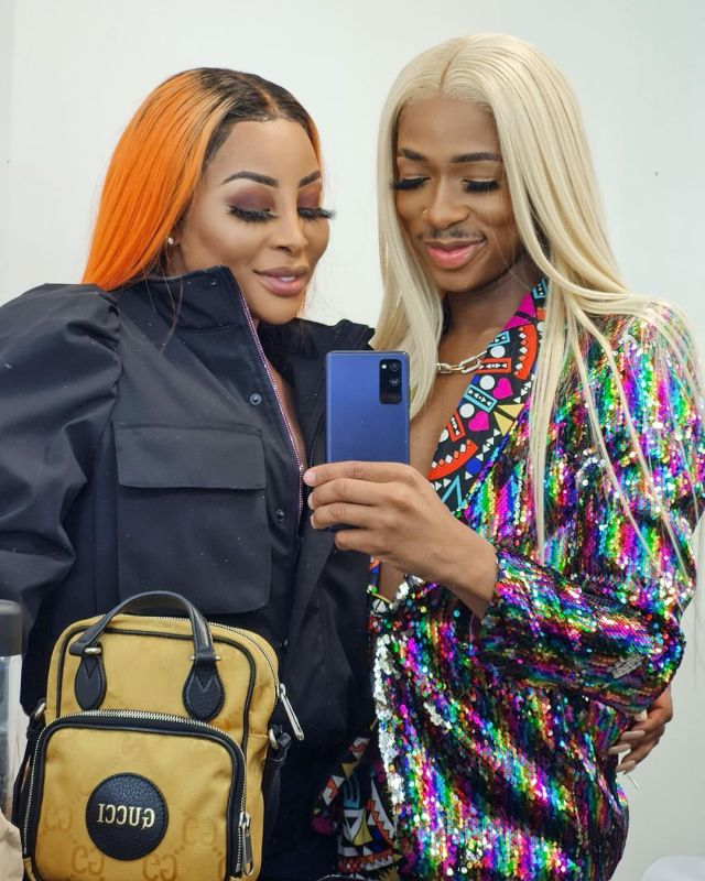 Shock As Lasizwe Exposes Khanyi Mbau's Bedroom Affairs!
