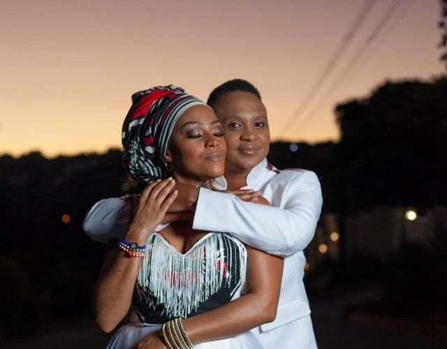Generations actress Letoya Makhene & wife Lebo speak out on unpaid R2 000 restaurant bill