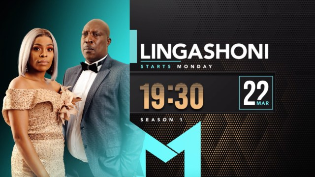 Mzansi hooked on new TV show Lingashoni