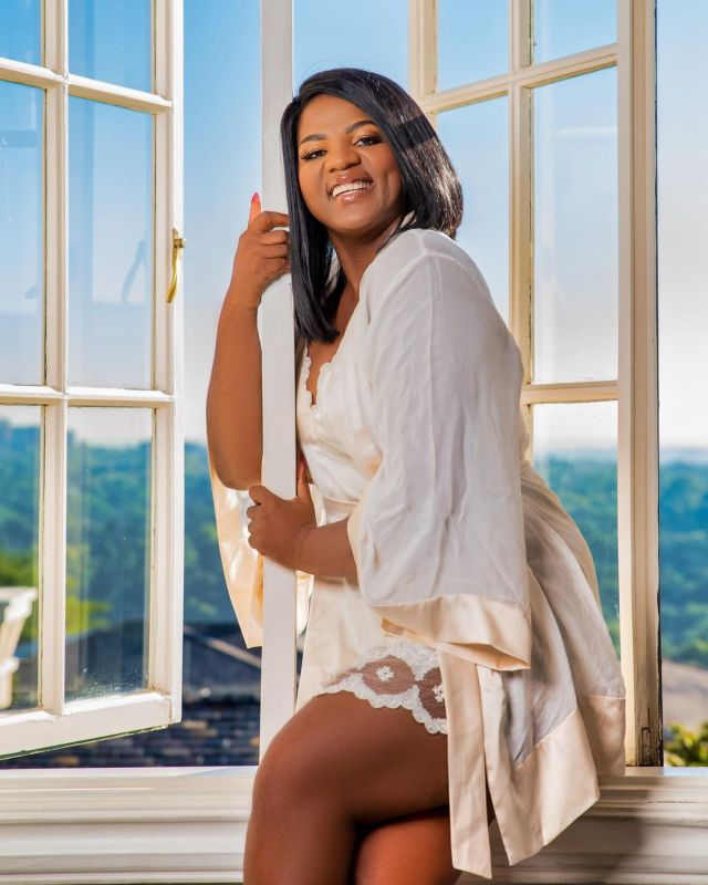 Shauwn Mkhize reacts to trolls she is not a real celebrity