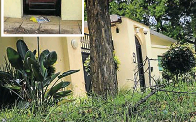 SAD: Nelson Mandela's house decays – Family ditches house after failing to pay bills (PHOTOS)