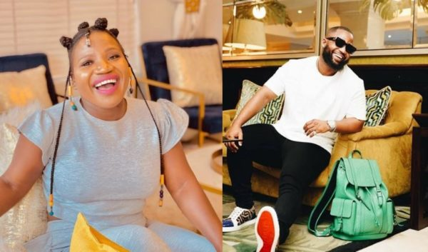 Makhadzi and Cassper Nyovest collaboration on the cards