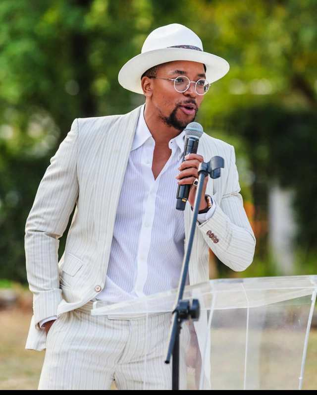 Top 10 best dressed male celebrities in South Africa
