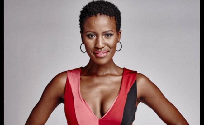Actress Masasa Mbangeni details how a drunk man masturbat3d while looking at her