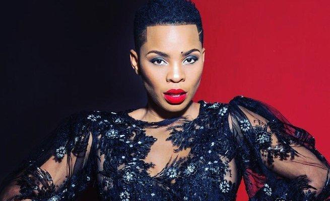 DRAMA: Masechaba Ndlovu loses front teeth in fight as ex-boyfriend heavily beats up her new bae