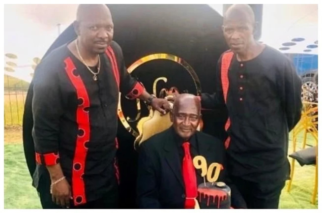SAD: Menzi Ngubane's father dies – Close family members reveal cause of his death