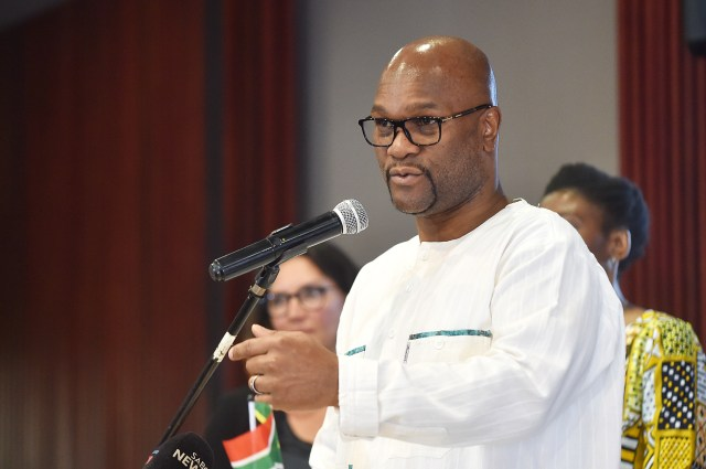 Artists call for the dismissal of Minister Nathi Mthethwa