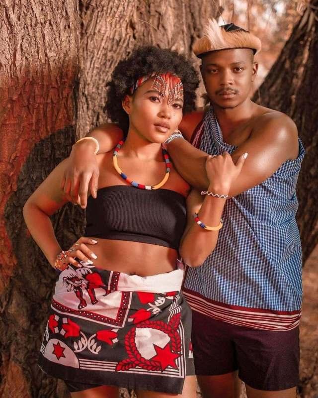 Mlungisi Mathe becomes a sangoma