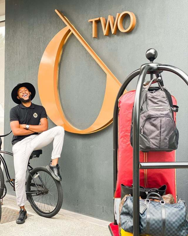 Inside Mohale's lonely Cape Town vacation