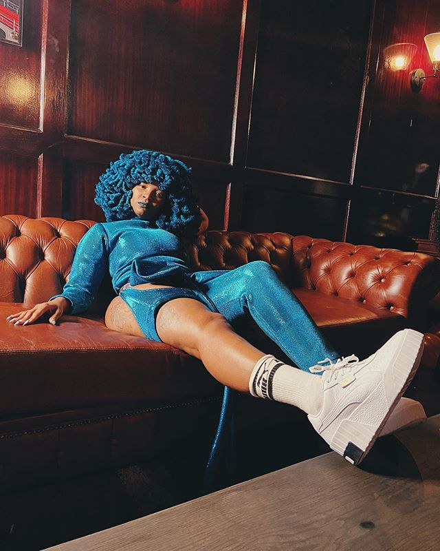 Moonchild Sanelly speaks on her upcoming reality show