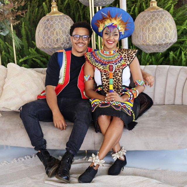 Inside Youtubers Mpoomy And Brenden's Umembeso – Pictures
