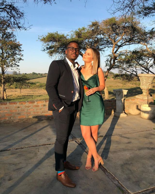 Radio Host Msizi James Romantic Proposal To His Girlfriend – Video