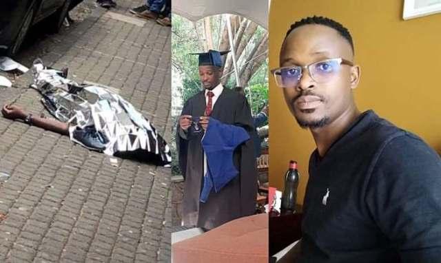 Poet Jackie Phamotse offers to pay towards Wits shooting victim Mthokozisi Ntumba's funeral