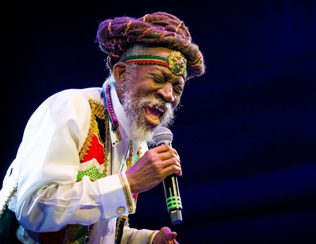 Reggae legend Bunny Wailer has died