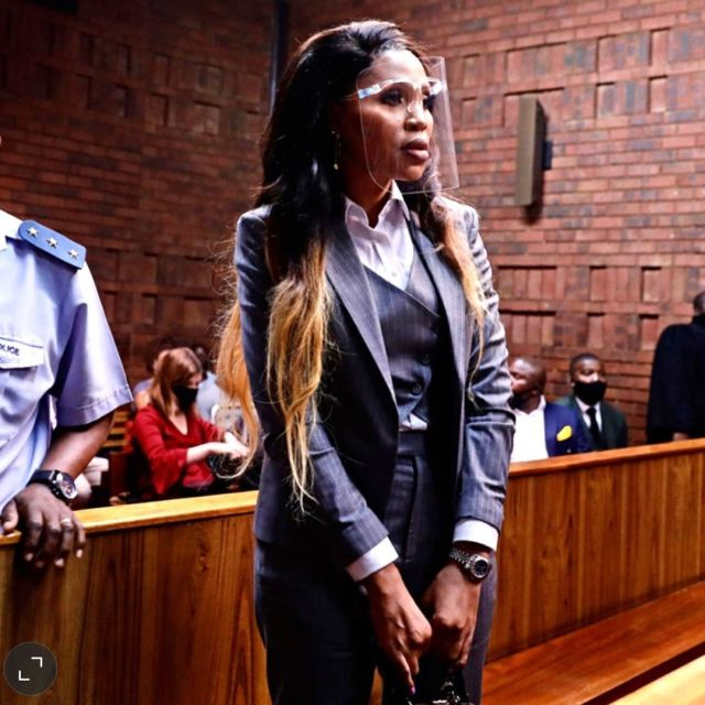 Charges against Norma Mngoma dropped