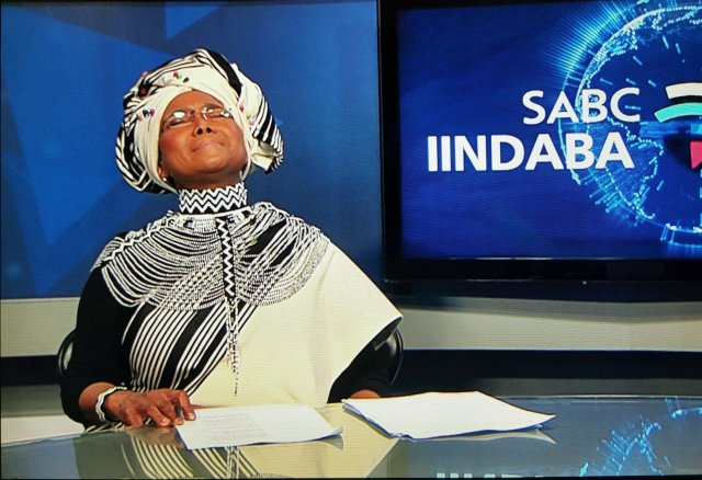 Noxolo Grootboom at a loss for words as Ramaphosa shifts family meeting for her last bulletin