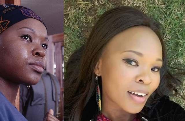 Actress Noxolo Maqashalala finally laid to rest
