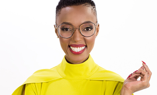 Pabi Moloi (37) reflects on her career , challenges and motherhood as she celebrates 30 years on TV