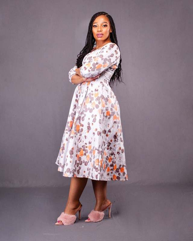 Actress Phindile Gwala Reflects on Her Childhood