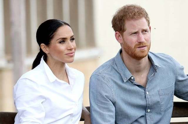 Meghan Markle reveals suicidal thoughts after marrying Prince Harry