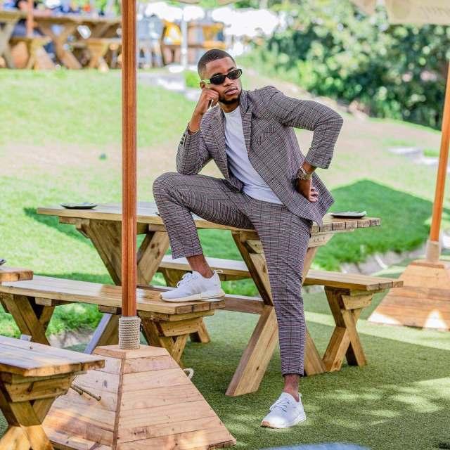 Scandal actor Sandile Mahlangu's night life exposed
