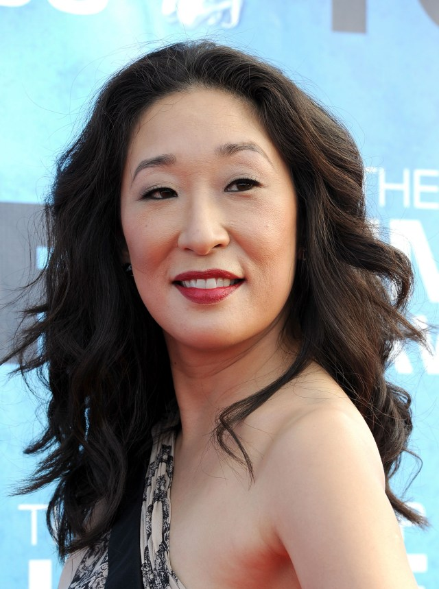 Actress Sandra Oh gives powerful speech at Stop Asian Hate rally – Video