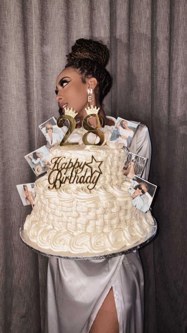 Inside Sarah Langa's 28th birthday celebration