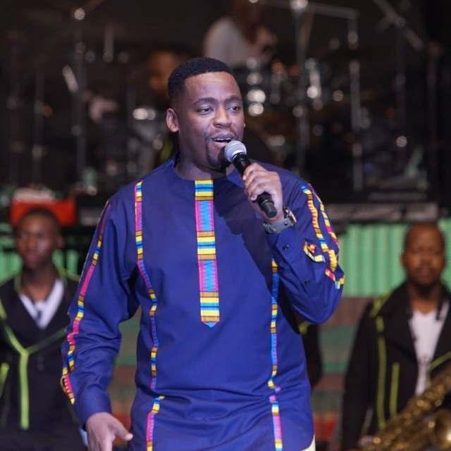 Gospel star and TV host Sbu Noah's Mother has died