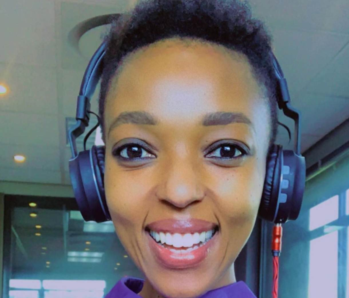 Pabi Moloi Excitedly Reveals Things Are Working Out For Her Good