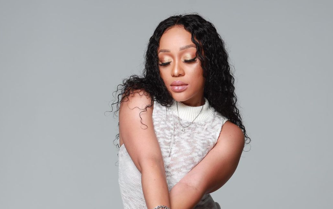 'Look Around You & Be Thankful For What You Have' – Thando Thabethe To Social Media Users