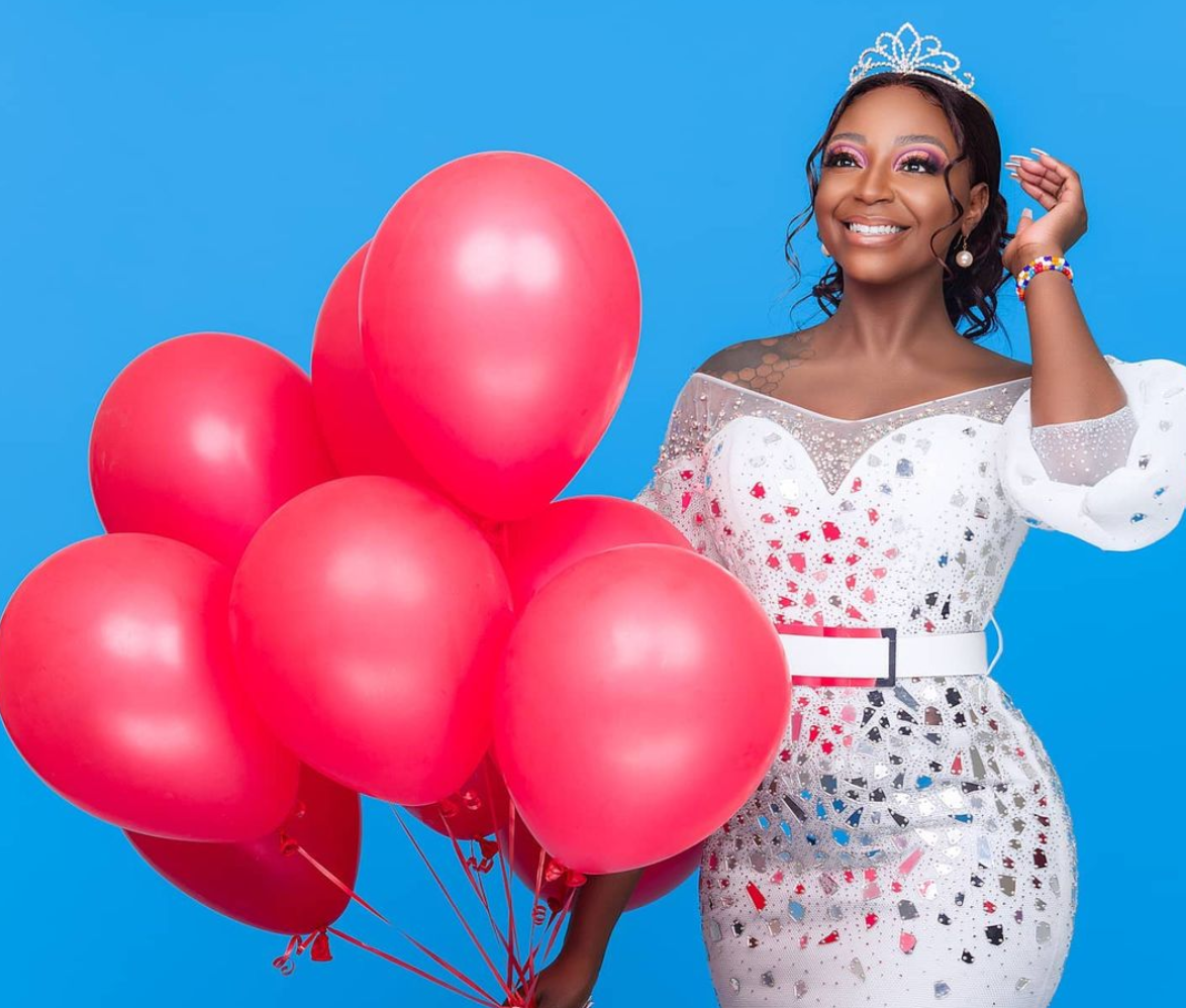 Khutso Theledi Reveals Her Commitment As She Celebrates 30th Birthday