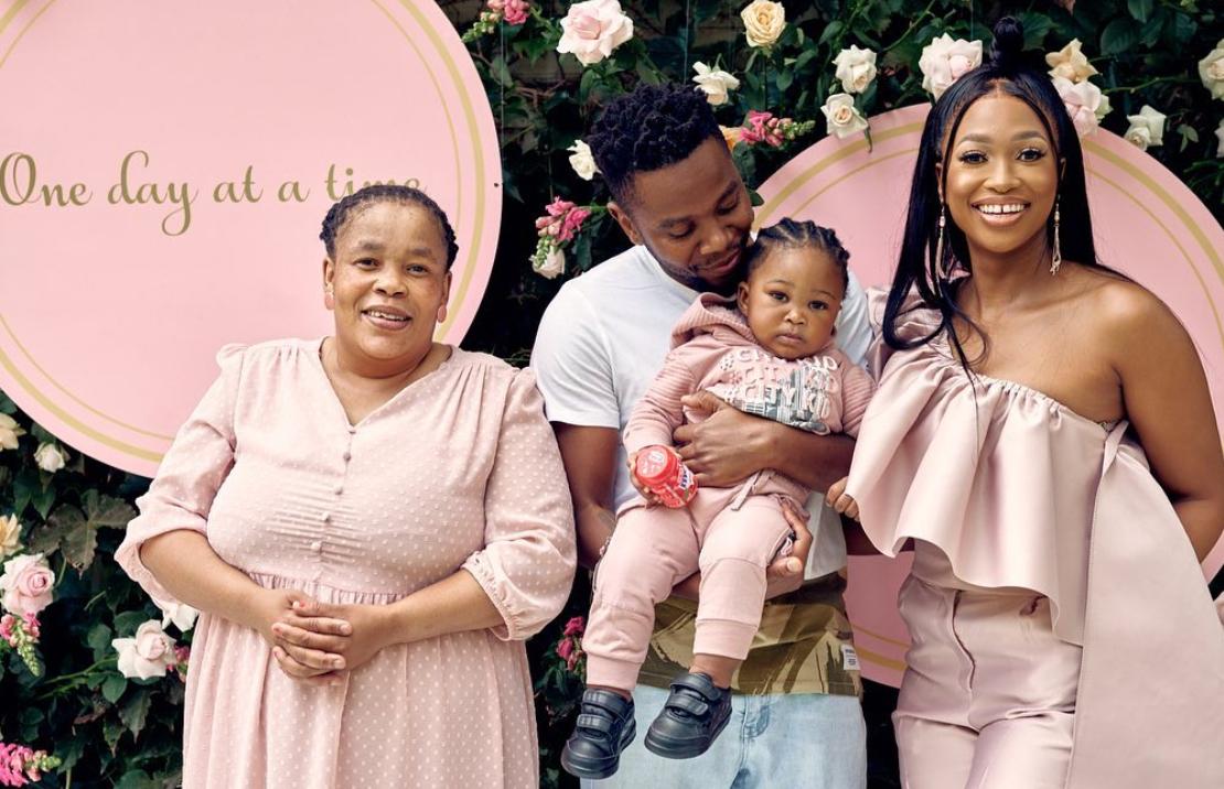 Zola Nombona Shares Some Lovely Family Photos
