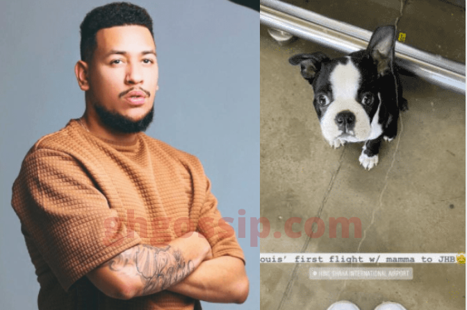 AKA Set To Spread His New Puppy With Luxury