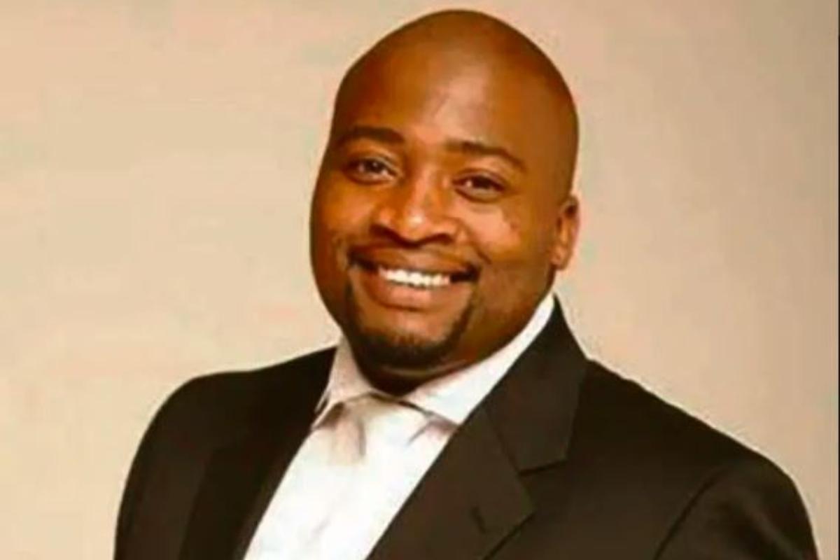 Gospel Star Sfiso Dladla Has Died