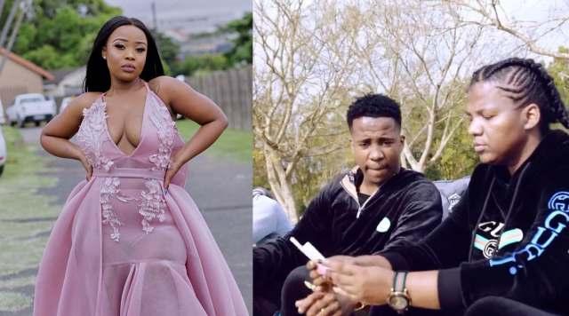 Andile Mpisane's baby mama DJ Sithelo exposed