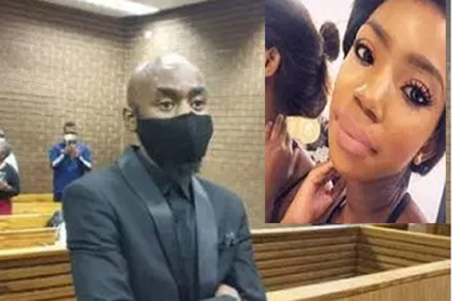 Ntuthuko Shoba who had Tshegofatso Pule killed to hide her pregnancy from his wife fears for his life
