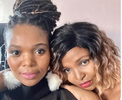 Simphiwe Dana Celebrate Anniversary with Lesbian Lover, Pumeza Matshikiza (Watch)