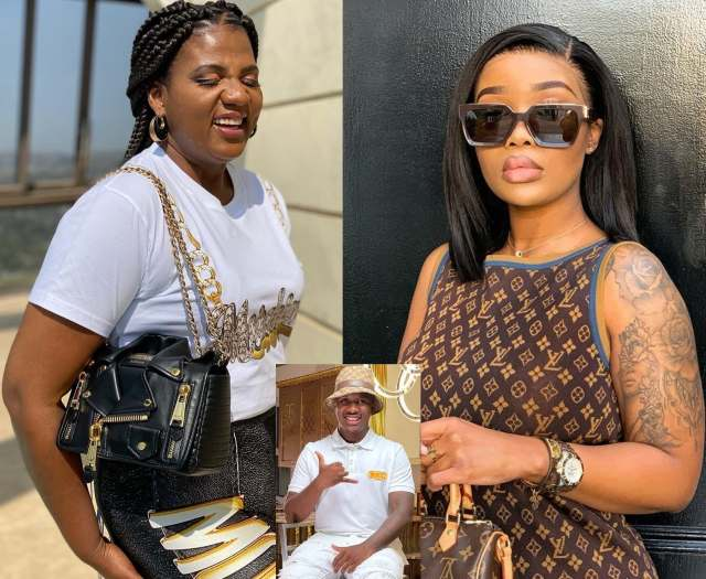 'I will only entertain Andile's wife' – Mamkhize breathes fire