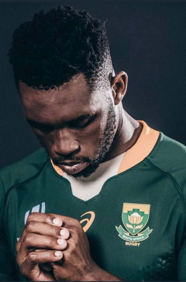 Shock as Siya Kolisi's name comes up in a child p0rn0graphy scandal