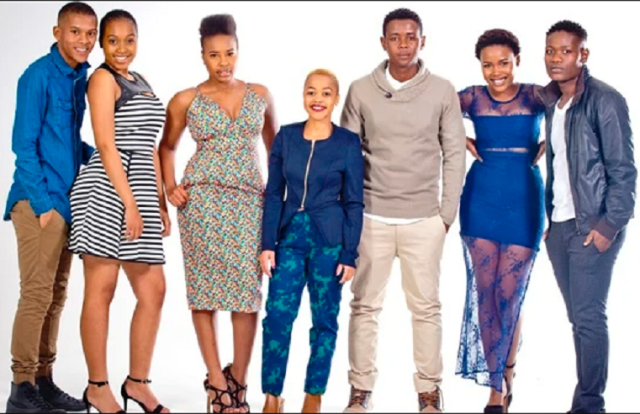 Skeem Saam actor caught by girlfriend cheating with another woman