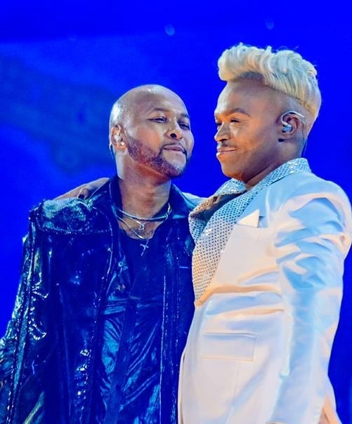 Somizi Gushes Over Vusi Nova – 'I am Here By Your Side 24/7'
