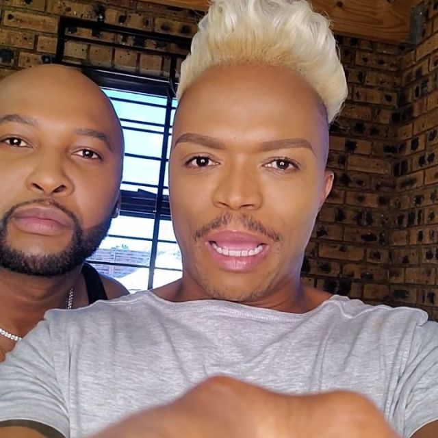 Somizi show off his MANH00D while Dancing with Vusi Nova – Video