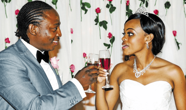 We have tried – Wife dumps former Generations actor Thabiso Mokhethi after giving him 3 kids
