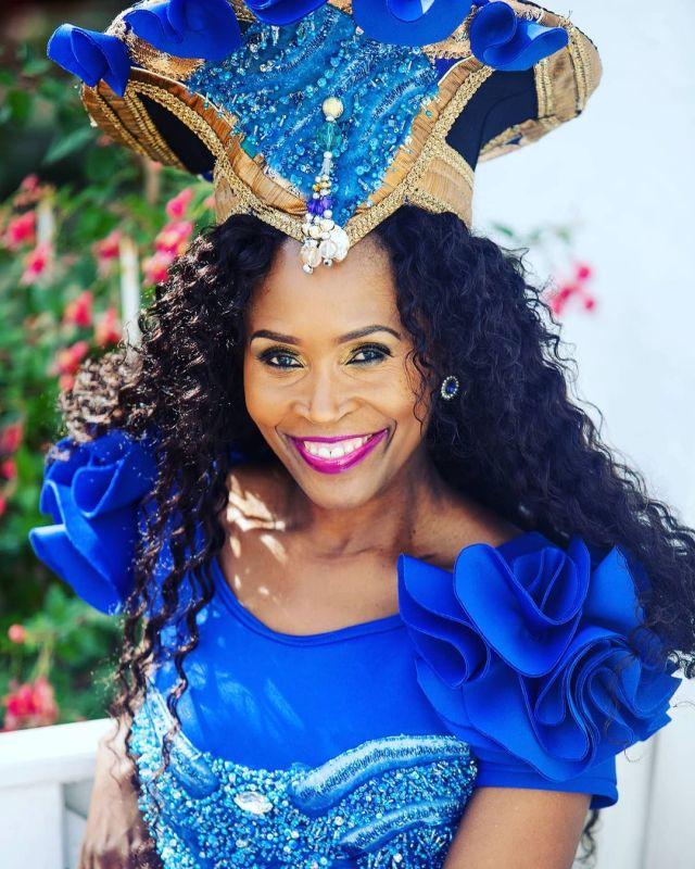 41-year-old model Thando Mbokazi eyes Mrs SA tittle