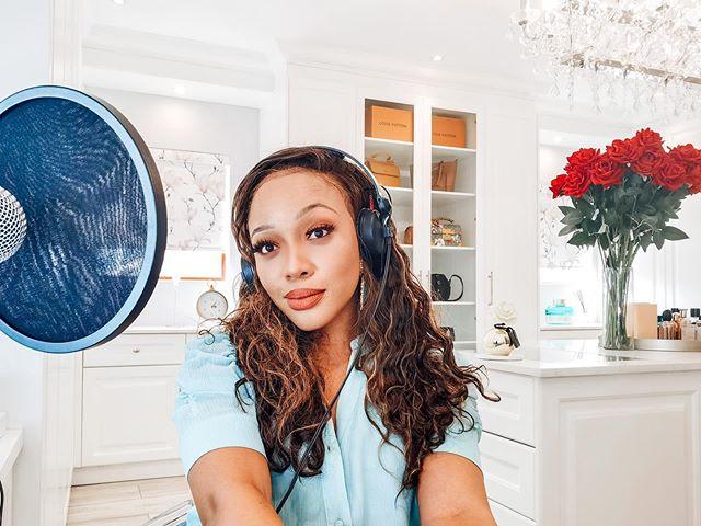 Actress Thando Thabethe Offers DJ Fresh's R@pe Accuser Help