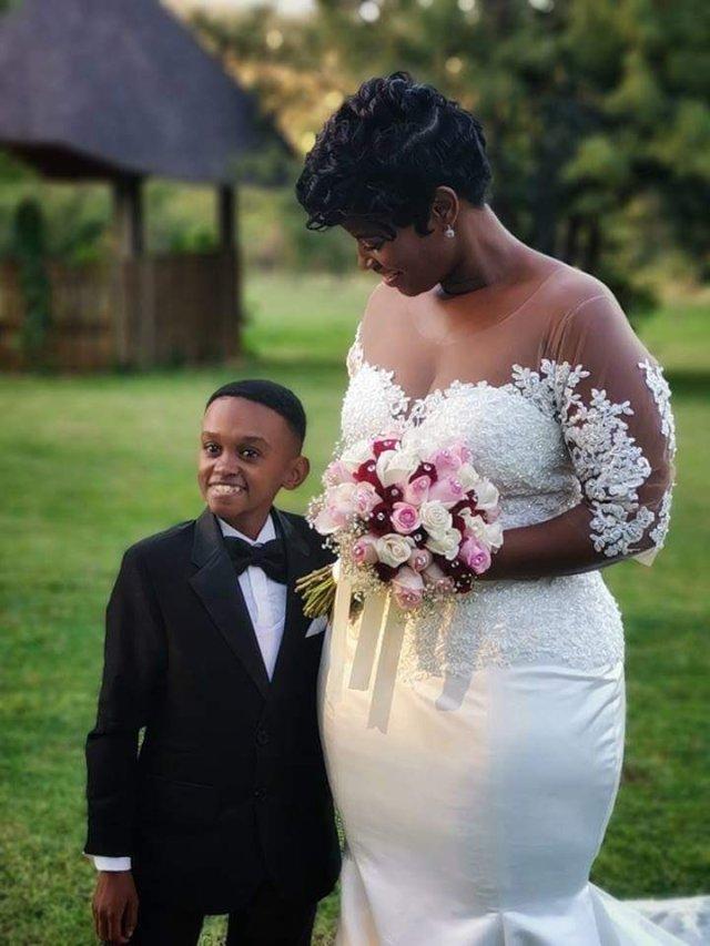 Themba Ntuli Celebrates His Second Wedding Anniversary