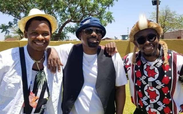 Uzalo actor Thobani Nzuza's gogo has died