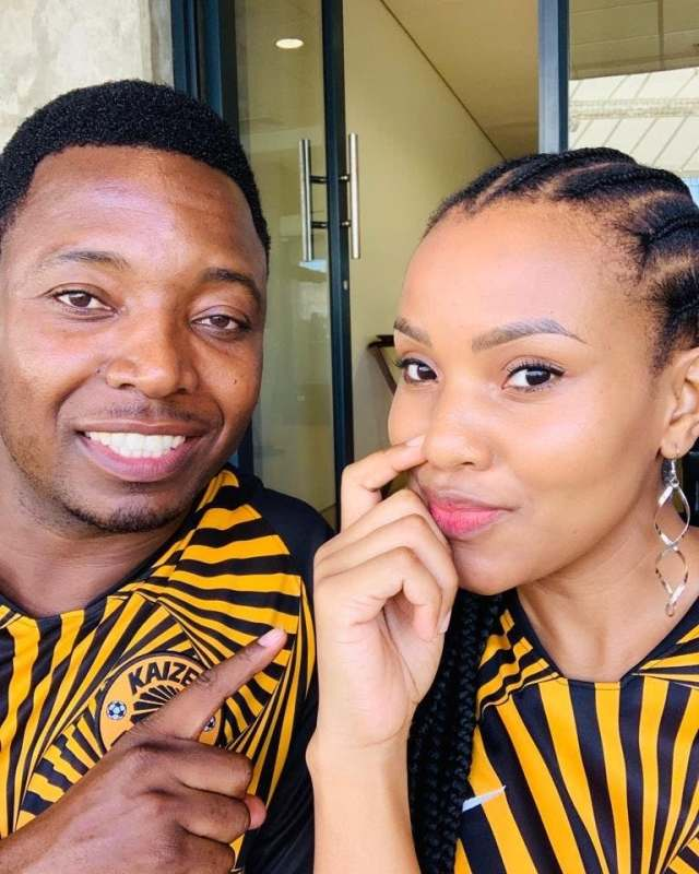 Ukhozi FM presenter Tshatha Ngobe impregnates Side chick & secretly marries her after marrying actress Sibongimpilo Sikhosana