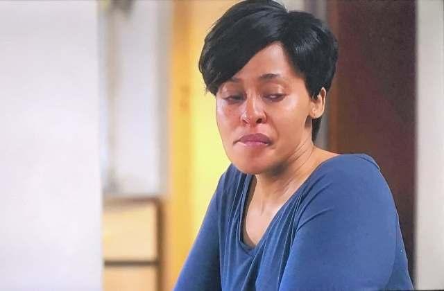 The Queen actress Zandile Msutwana (Vuyiswa) badly injured on set